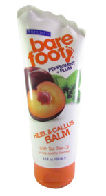 Freeman Bare Foot Peppermint + Plum Heel & Callus Balm 150 ML(Front)