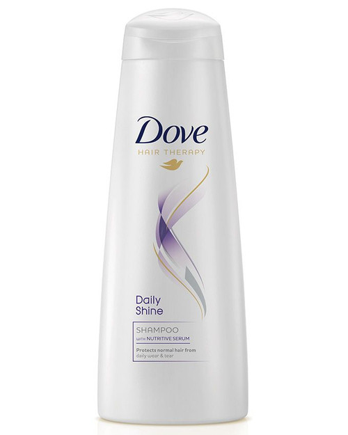 Dove Hair Therapy Nutritive Solutions Daily Shine Shampoo (Pakistan)