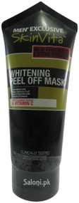 Skinvita Men' Exclusive Whitening Peel Off Mask Front