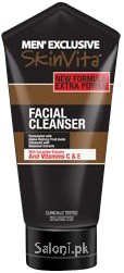 Skinvita Men' Exclusive Facial Cleanser 150 ML