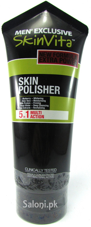 Skinvita Men' Exclusive Skin Polisher 150 ML