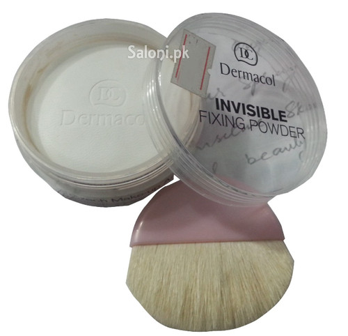 Dermacol Invisible Fixing Powder Front