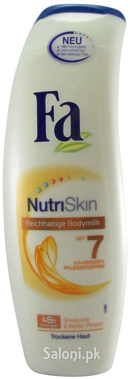 Fa Nutriskin Rich Body Milk Front