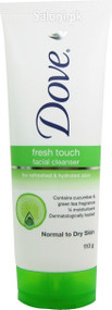 Dove Fresh Touch Facial Cleanser
