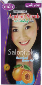 HB-11 Whitening Apricot Scrub (Front)