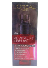 L'oreal Paris Revitalift Laser X3 Renewing Anti-Aging Serum