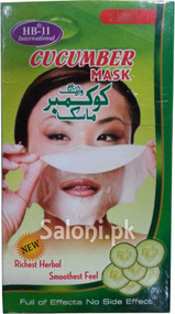 HB-11 Cucumber Mask (Front)