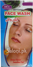HB-11 Whitening Face Wash (Front)