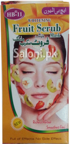 HB-11 Whitening Fruit Scrub Mask (Front)