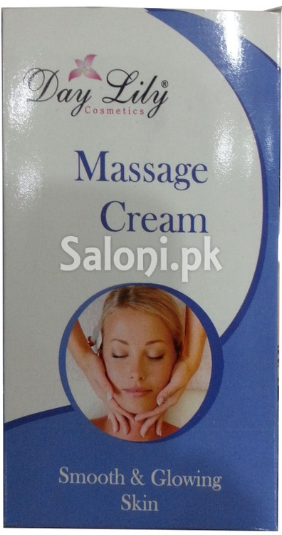 Day Lily Massage Cream (Front)