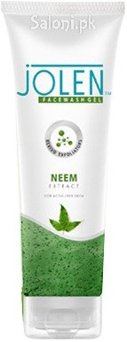 Jolen Neem Extract Facewash Gel