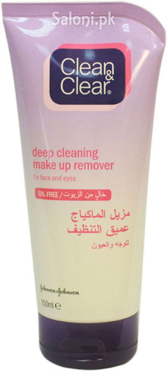 Clean & Clear Deep Cleaning Make Up Remover