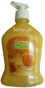 Gentelle Hand Fruits Peach Blush Hand Wash