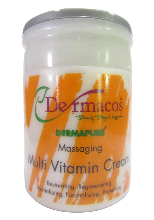 Dermacos Dermapure Massaging Multi Vitamin Cream