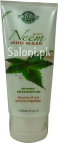 Hollywood Style Gentle Neem Mud Mask (Front)