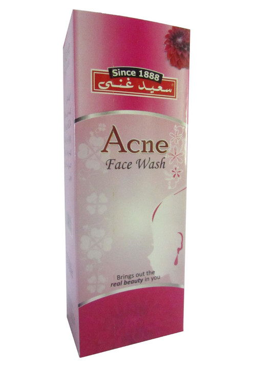 Saeed Ghani Acne Face Wash 60 ML