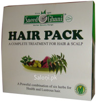 Saeed Ghani Hair Pack