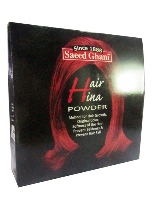 Saeed Ghani Herbal Hair Hina Powder 100 Grams