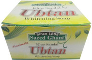 Saeed Ghani Khas Sandal Ubtan Whitening Soap 75 Grams