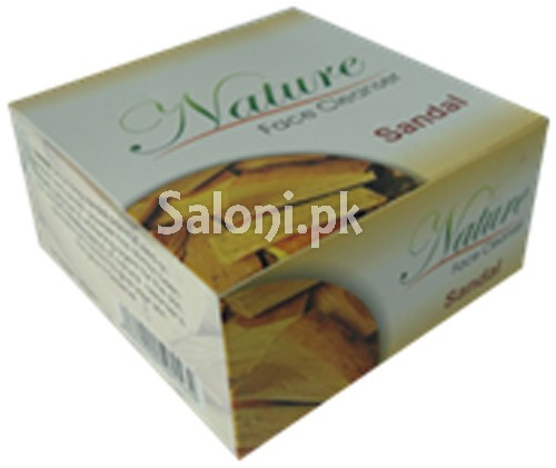 Saeed Ghani Nature Sandal Face Cleanser