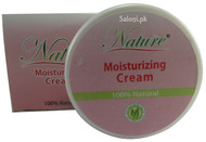 Saeed Nature Ghani Moisturizing Cream Front