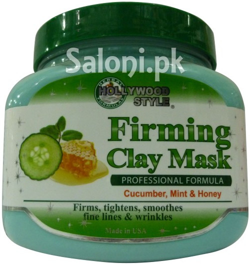 Hollywood Style Firming Clay Mask (Front)
