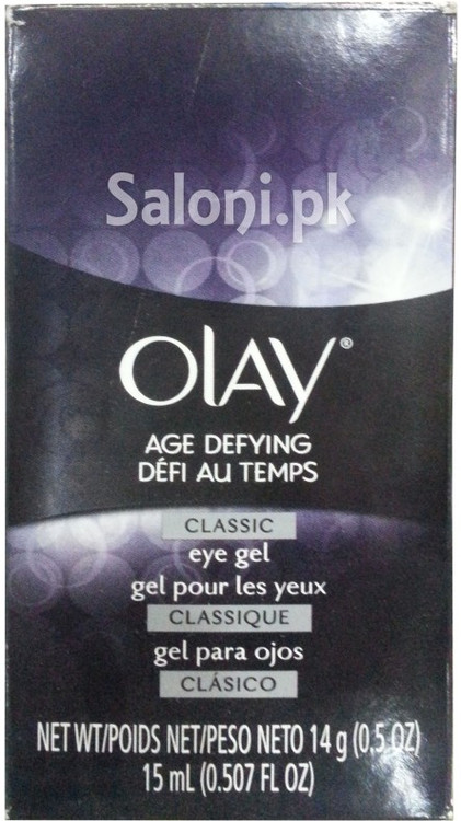 Olay Age Defying Classic Eye Gel (Front)