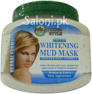 Hollywood Style Whitening Mud Mask (Front)