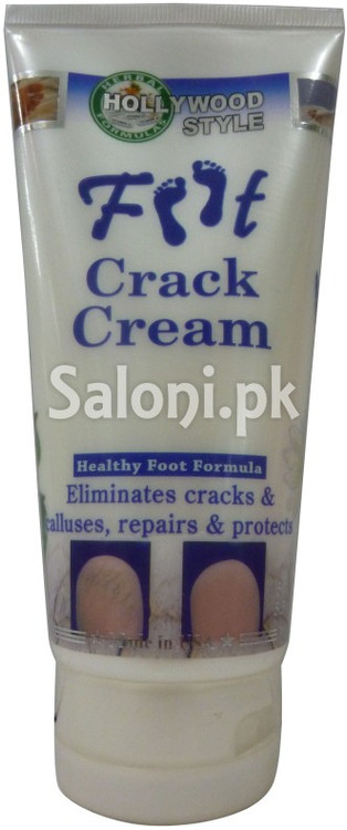 Hollywood Style Foot Crack Cream (Front)