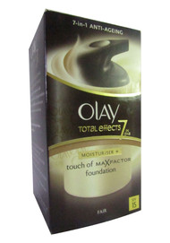 Olay Total Effects 7-In-1 Anti-Ageing Day Moisturiser SPF 15