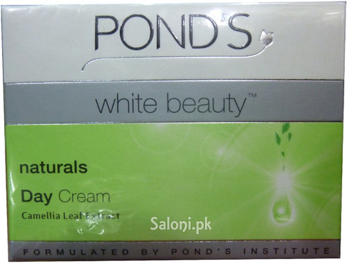 Pond's White Beauty Naturals Day Cream Front