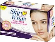 Skin White Goat Milk Whitening Soap (Sensitive Skin)