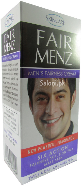 Skincare Fair menz Men's Fairness Cream front
