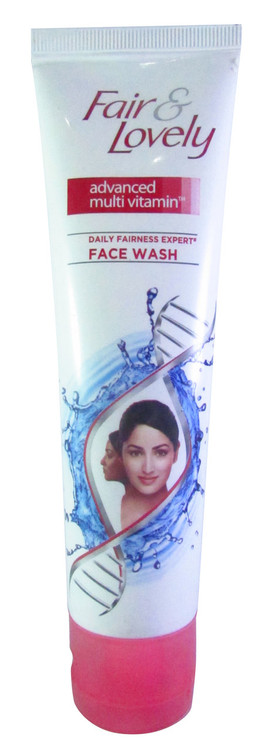 Fair & Lovely Advanced Multi Vitamin Daily Fairness Expert Face Wash (Pakistan) (FLFWAMV50ML)