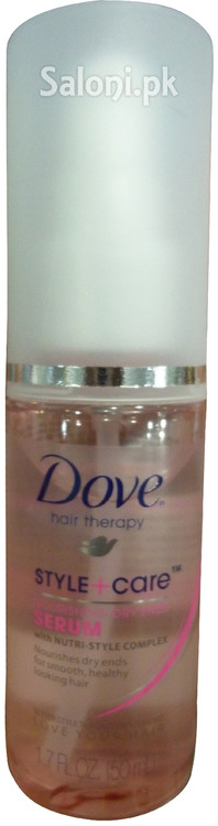 Dove Hair Therapy Style + Care Nourishing Dry Ends Serum Front