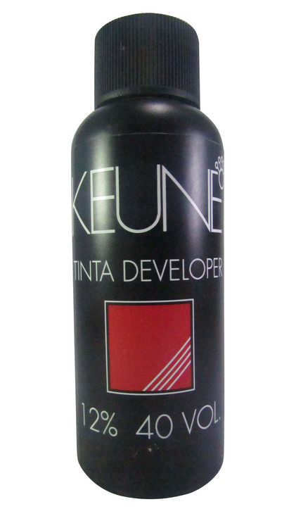 Keune Tinta Developer 12% 40 Vol(Front)