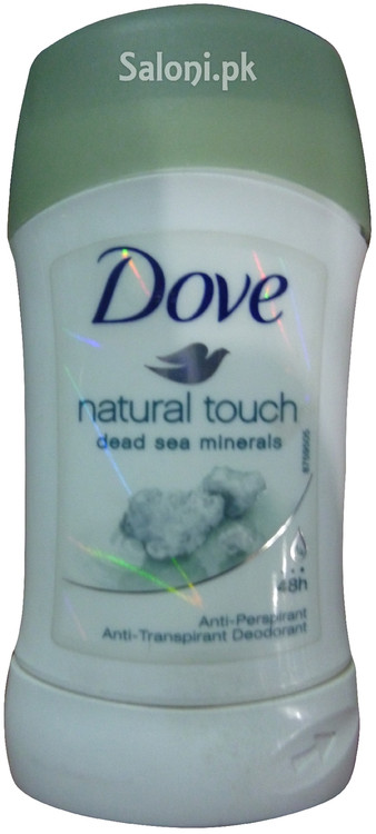 Dove Natural Touch Dead Sea Minerals 48H Anti-Perspirant Front