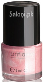 Oriflame Pure Colour Nail Polish Baby Pink