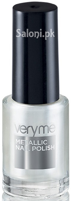 Oriflame Very Me Metallic Nail Polish Moon Light