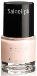 Oriflame Pure Colour Nail Polish Sheer Cream