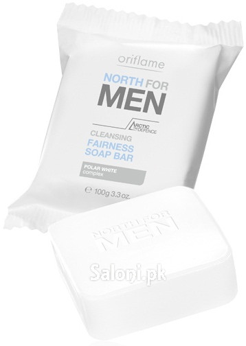 Oriflame North for Men Fairness Soap Bar