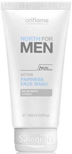 Oriflame North for Men Active Fairness Face Wash