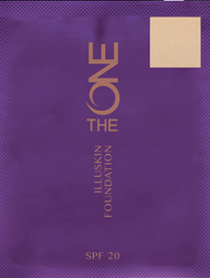 Oriflame The One Illuskin Foundation SPF 20 Sachet Fair Nude