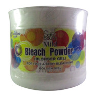 Soft Touch Mild Bleach Powder (Blonder Gel) 500 ML(Front)