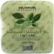 Soft Touch Traditional Chlorophyll Wax Front