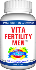 The Vitamin Company Vita Fertility Men