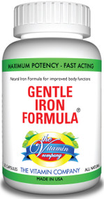 The Vitamin Company Gentle Iron Formula