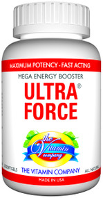 The Vitamin Company Ultra Force (Energy Booster)