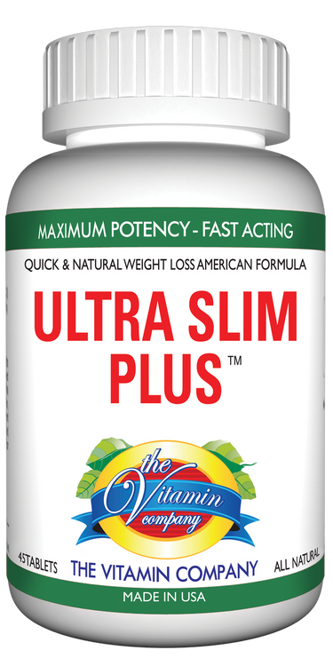 The Vitamin Company Ultra Slim Plus Economy