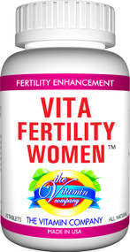 The Vitamin Company Vita Fertility Women